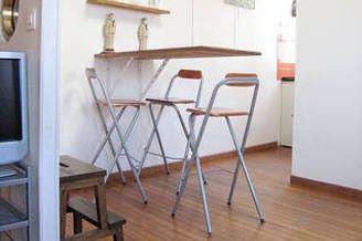 Studio Paris 8° Monceau