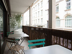 Apartment Paris 6° - Terrace