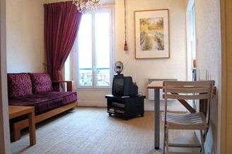 Levallois-Perret Estúdio com espaço dormitorio