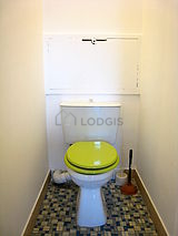公寓 Haut de seine Nord - 厕所
