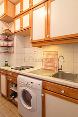 Apartment Paris 15° - Kitchen
