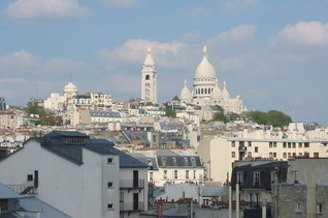 Appartement Boulevard Clichy Paris 9°