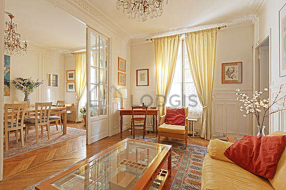 Location appartement 2 chambres avec chemin e paris 16 for Appartement meuble paris 16