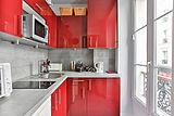 公寓 巴黎7区 - 廚房