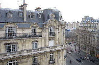 Ternes – Péreire Париж 17° студия