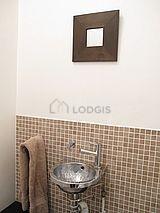 Apartment Paris 1° - Toilet