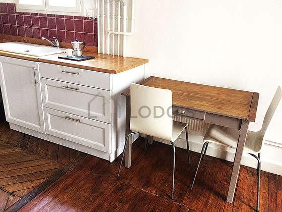 Appartement Paris 11° - Cuisine
