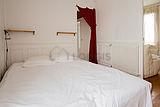 Maison de ville Paris 19° - Chambre