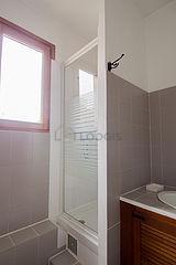 Maison de ville Paris 19° - Salle de bain