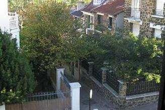 Maison de ville 2 chambres Paris 19° Buttes Chaumont