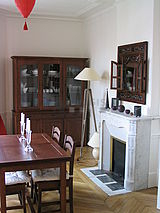 Квартира Haut de seine Nord - Столовая