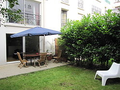 Appartement Paris 11° - Jardin