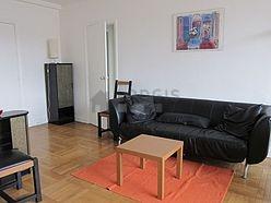 Apartment Paris 16° - Living room