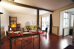 Haus Paris 12° - Wohnzimmer