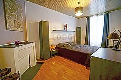 Maison individuelle Paris 12° - Chambre
