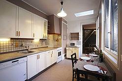 Maison individuelle Paris 12° - Cuisine