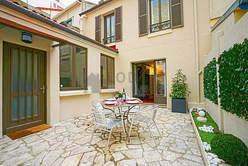 Maison individuelle Paris 12° - Terrasse