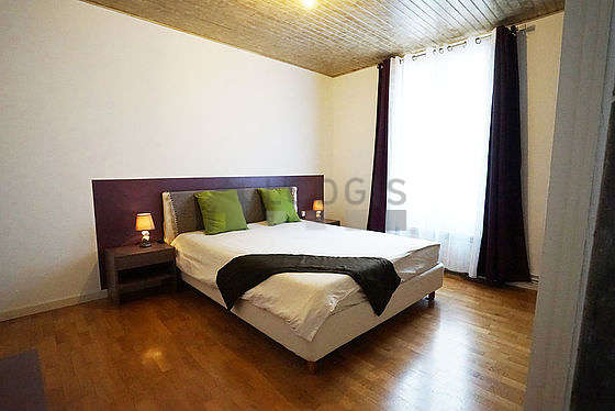 Maison individuelle Paris 12° - Chambre 2