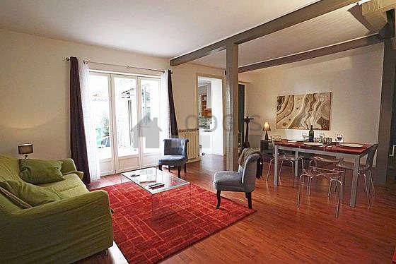 Maison individuelle Paris 12° - Séjour