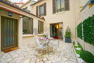 独栋房屋 巴黎12区 - 阳台