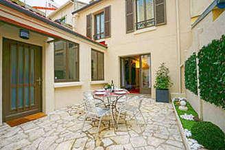 Maison individuelle 2 chambres Paris 12° Bel Air – Picpus