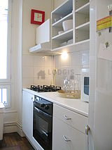 Appartement Paris 11° - Cuisine