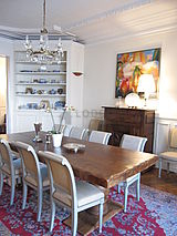 Apartment Paris 16° - Dining room