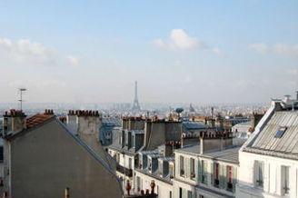 Apartment Rue Des Abbesses Paris 18°