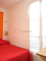 アパルトマン パリ 15区 - ベッドルーム