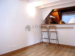 雙層公寓 巴黎17区 - 客廳