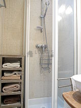 雙層公寓 巴黎17区 - 浴室