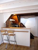 duplex Parigi 17° - Cucina