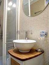 duplex Parigi 17° - Sala da bagno