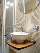 Duplex Paris 17° - Bathroom