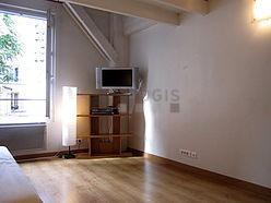 Duplex Paris 17° - Séjour