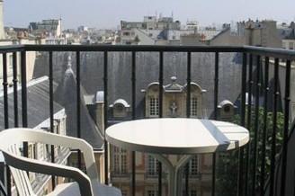 Appartement Rue Des Francs Bourgeois Paris 4°