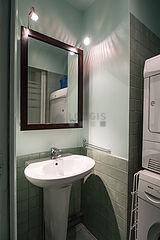 Apartamento Paris 4° - Casa de banho 2