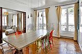 Appartamento Parigi 4° - Sala da pranzo