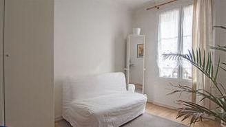 Appartement Rue Janssen Paris 19°
