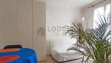 Apartamento París 19° - Salón