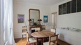 Appartement Paris 16° - Salle a manger