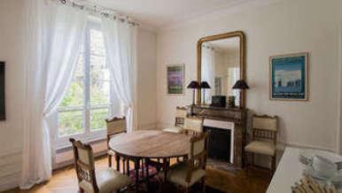 Trocadéro – Passy Париж 16° 1 спальня Квартира