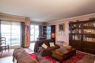 Квартира Rue Barrault Париж 13°