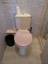 Appartamento Parigi 13° - WC