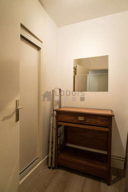 Appartement Paris 4° - Dressing
