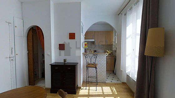 Location studio paris 5 rue daubenton meubl 21 m for Appart hotel paris location au mois