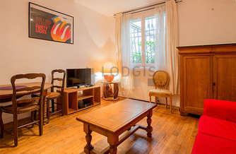 Bercy Париж 12° 1 спальня Квартира
