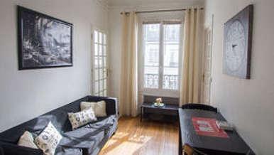 Gare de Lyon Paris 12° 1 Schlafzimmer Wohnung