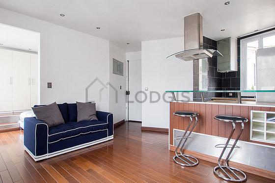 Location appartement 1 chambre avec concierge paris 13 for Chambre paris 13
