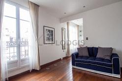 公寓 巴黎13区 - 客廳